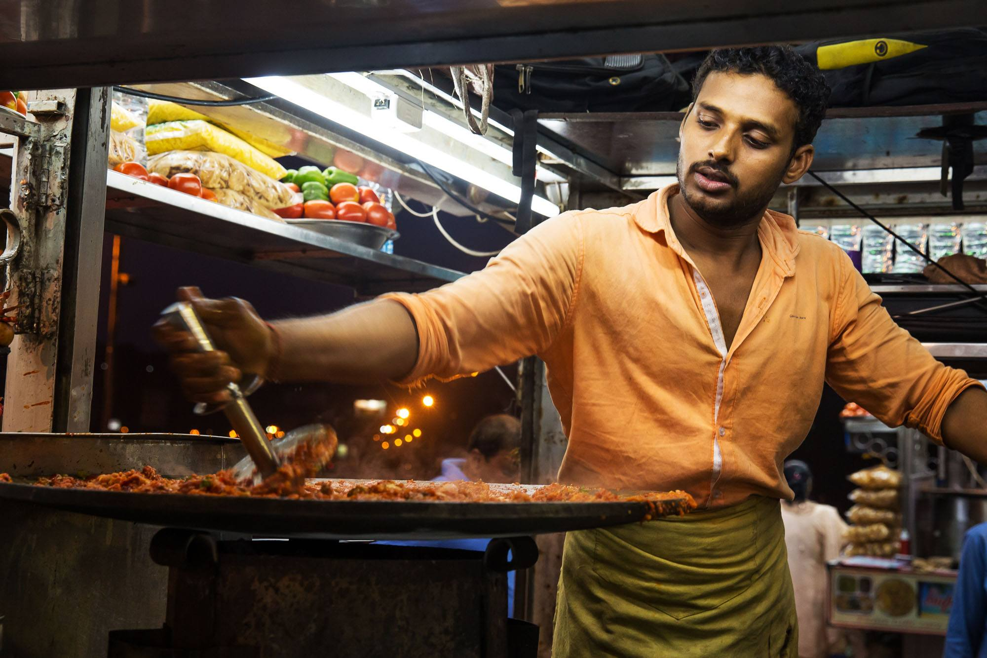 Street Food Tour in Mumbai