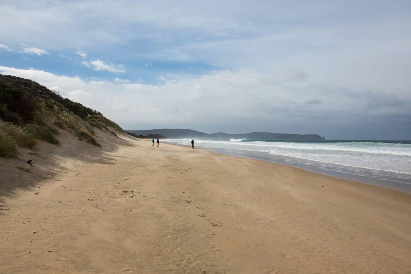 Bruny Beach