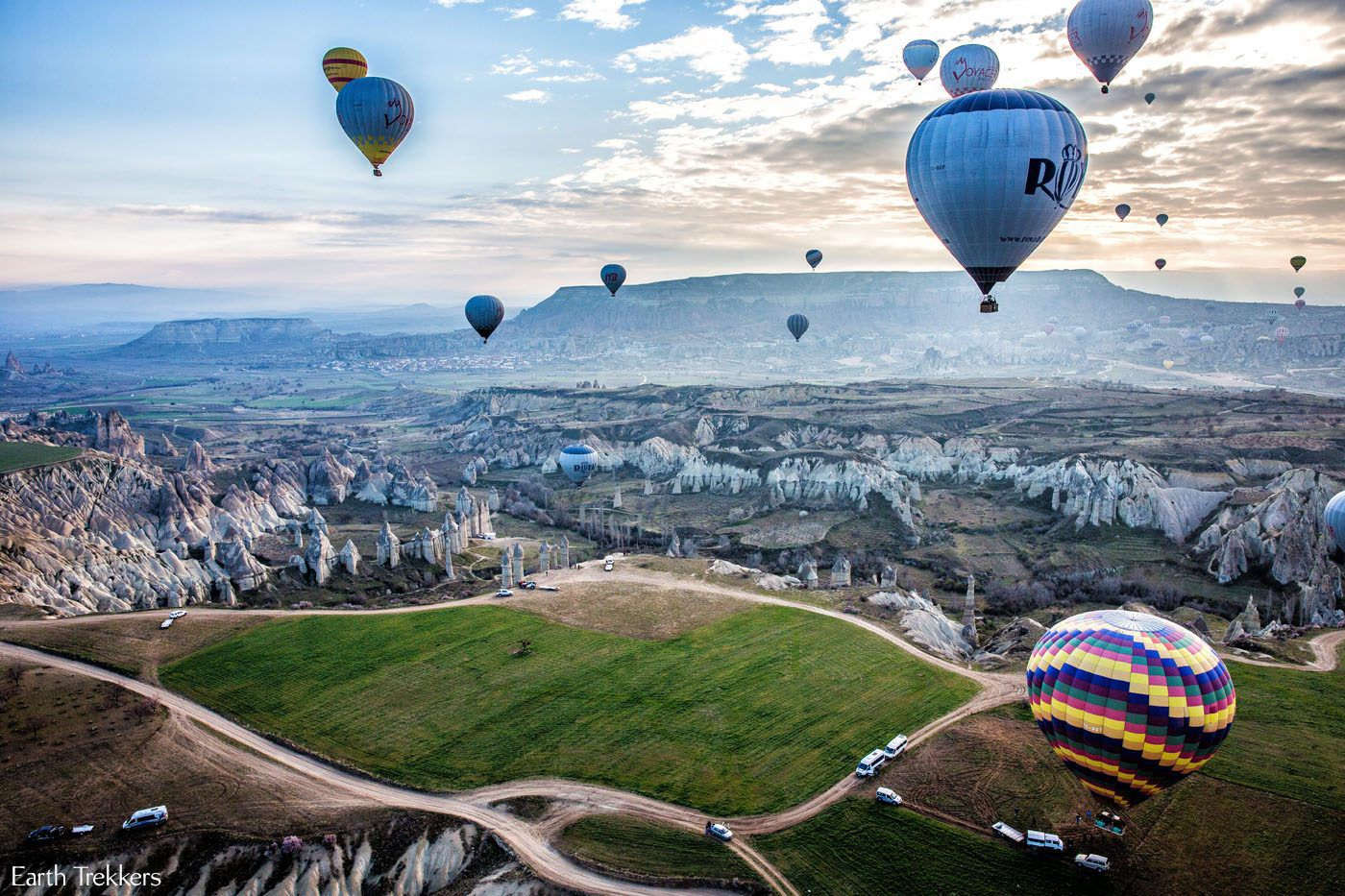 Cappadocia balloons Fairytale Destinations