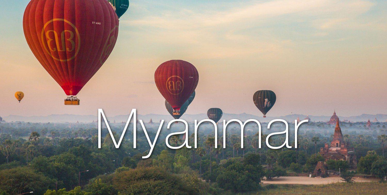 Destination Myanmar