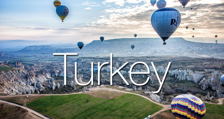 Destination Turkey