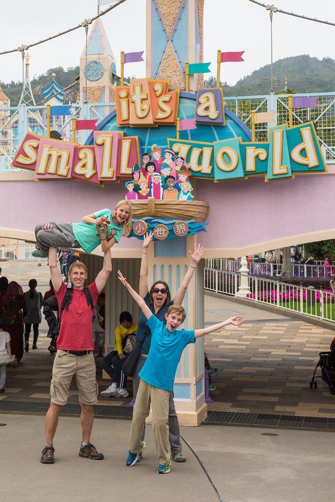 Earth Trekkers Disney
