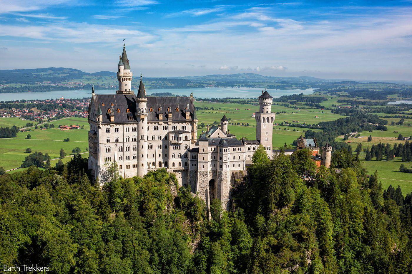 Neuschwanstein Fairytale Destinations