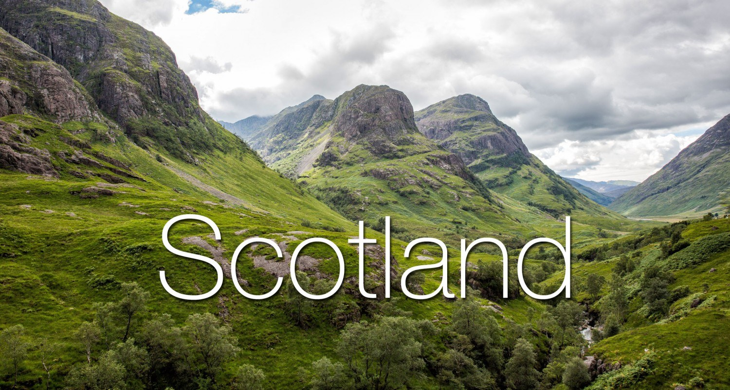 Scotland Destination Guide