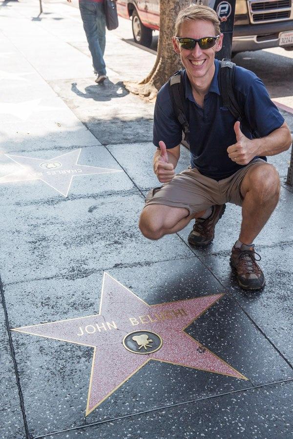Tim in LA
