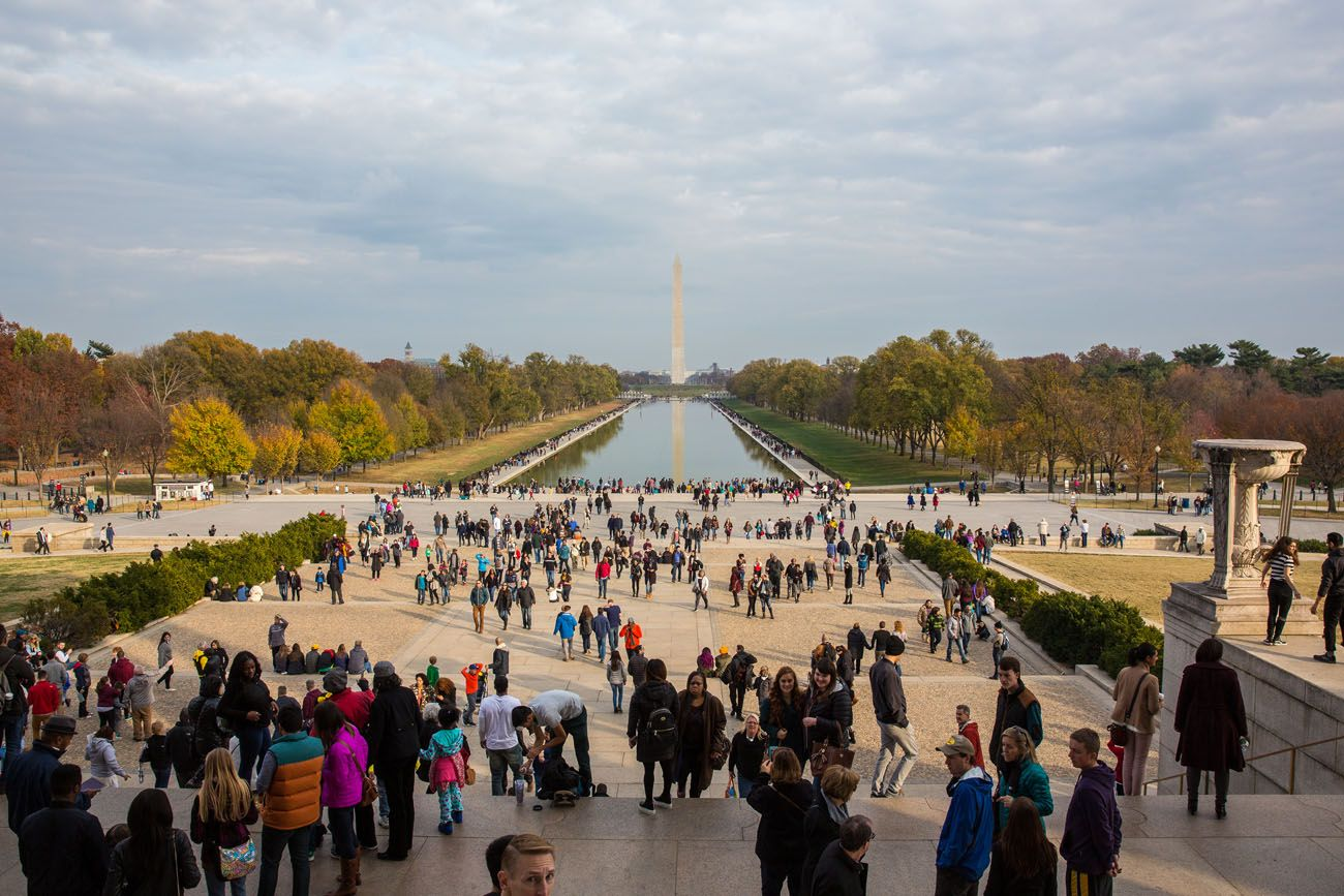 One Day Walking Tour of Washington DC