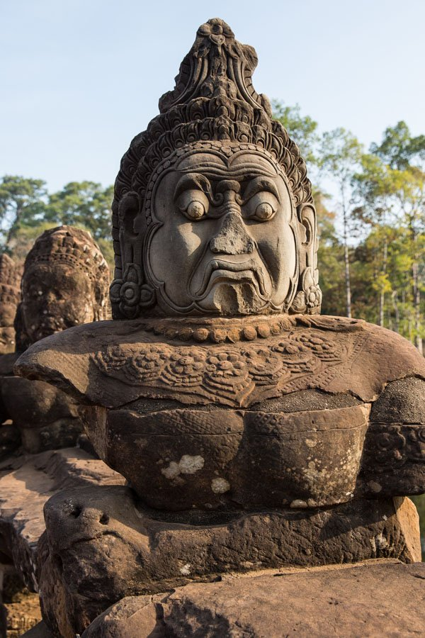 Angkor Demon