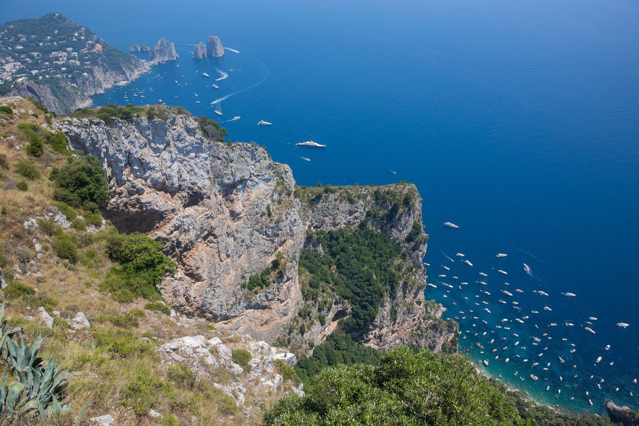 Capri best places to visit in Italy