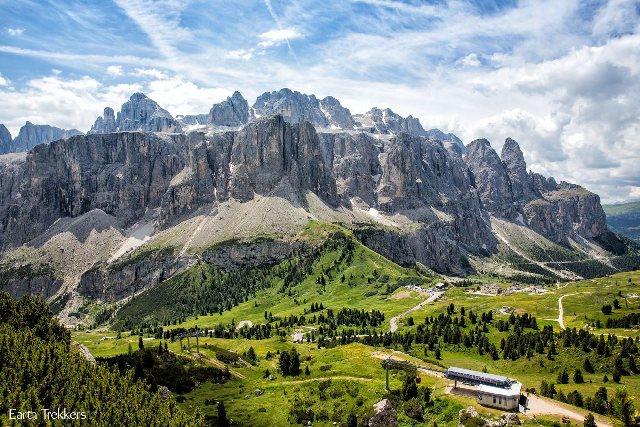 Dolomites best places to visit in Italy