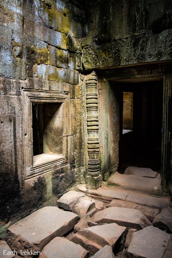 Doorway Ta Prohm