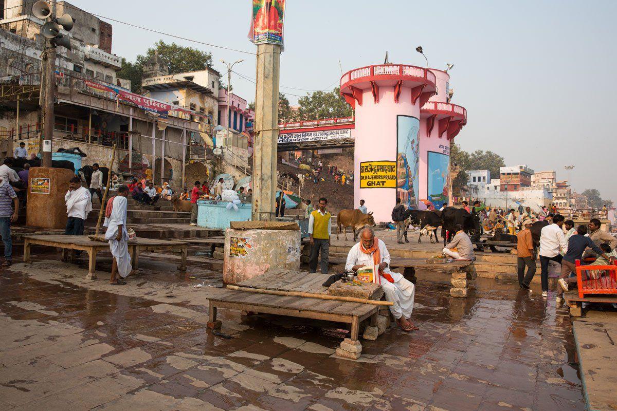 Ghat Varanasi