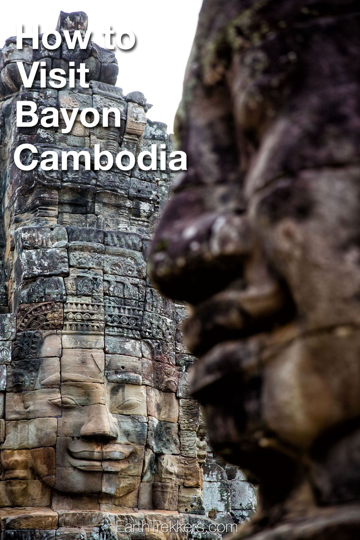How to Visit Bayon Cambodia