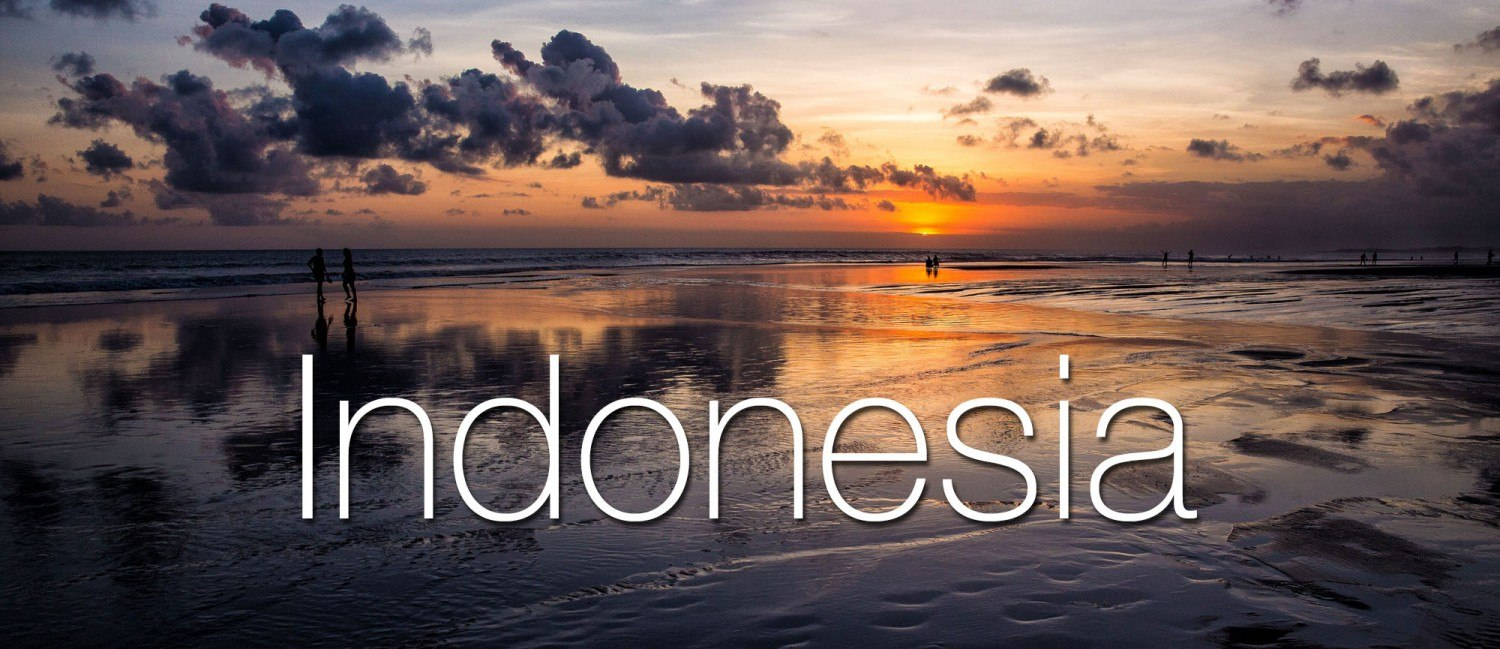Destination Indonesia