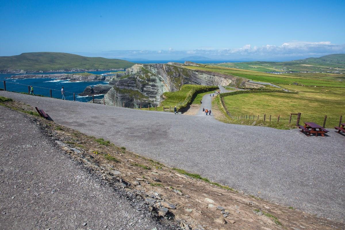 Kerry Cliffs Lookout