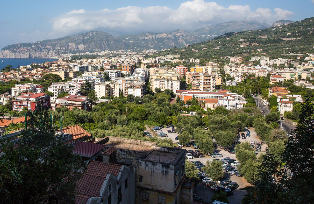 Sorrento best places to visit in Italy