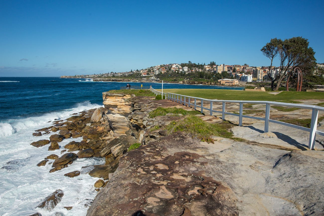 Coastline Walk Sydney
