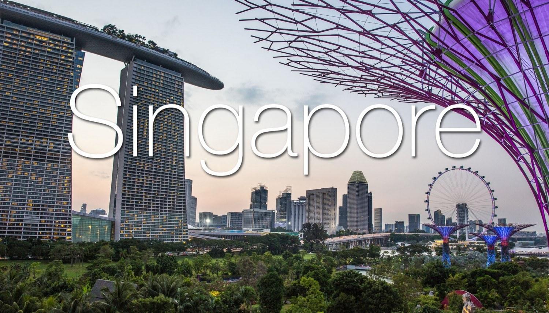Destination Singapore