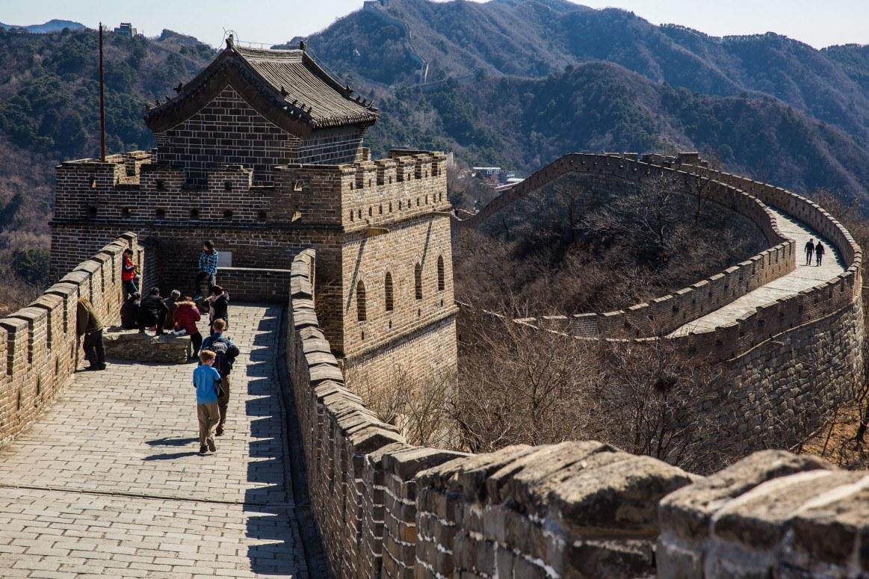 Great Wall China Mutianyu