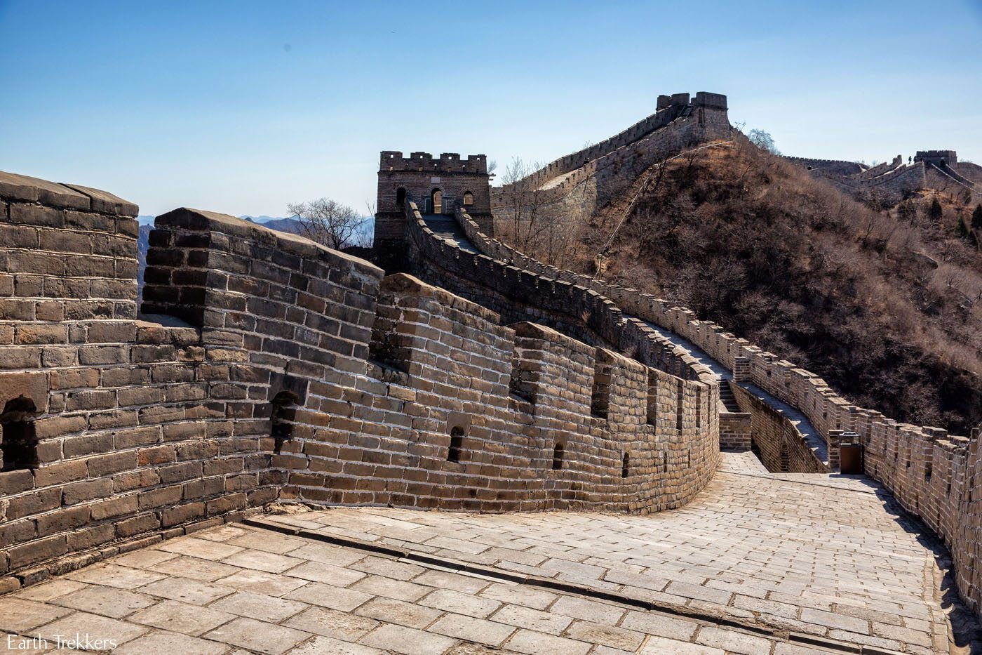 How to visit great wall of china