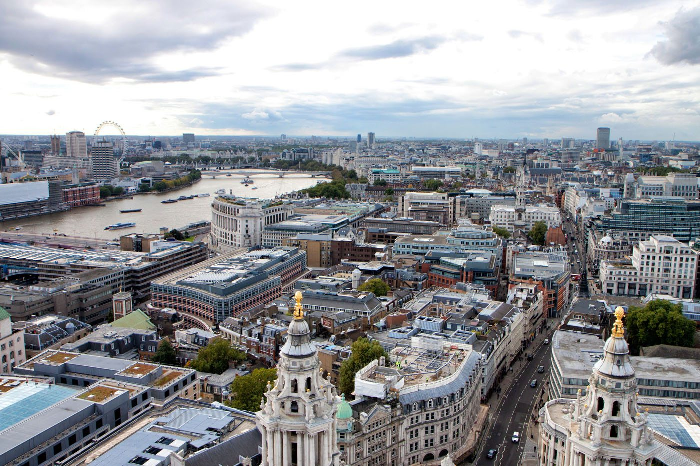 London View from St Pauls