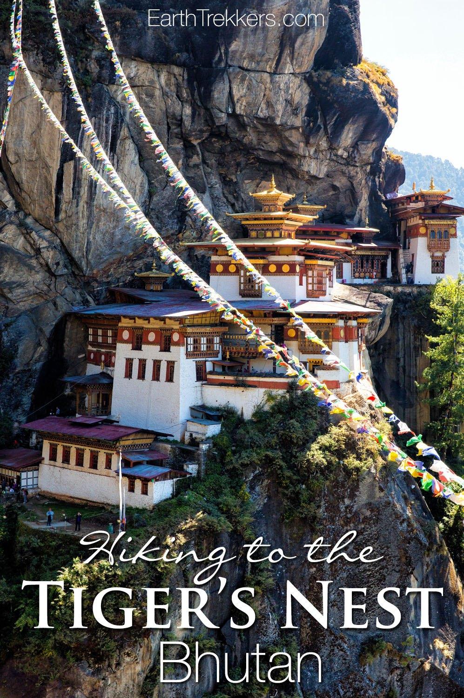 Tigers Nest Bhutan Hike