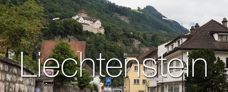Destination Liechtenstein