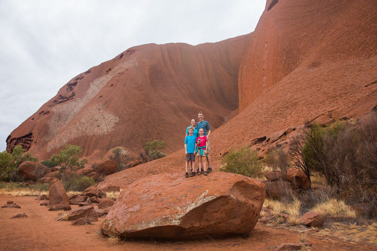 Earth Trekkers Uluru