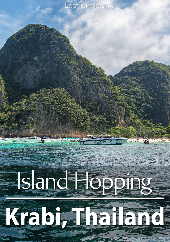 Krabi Thailand Island Hopping