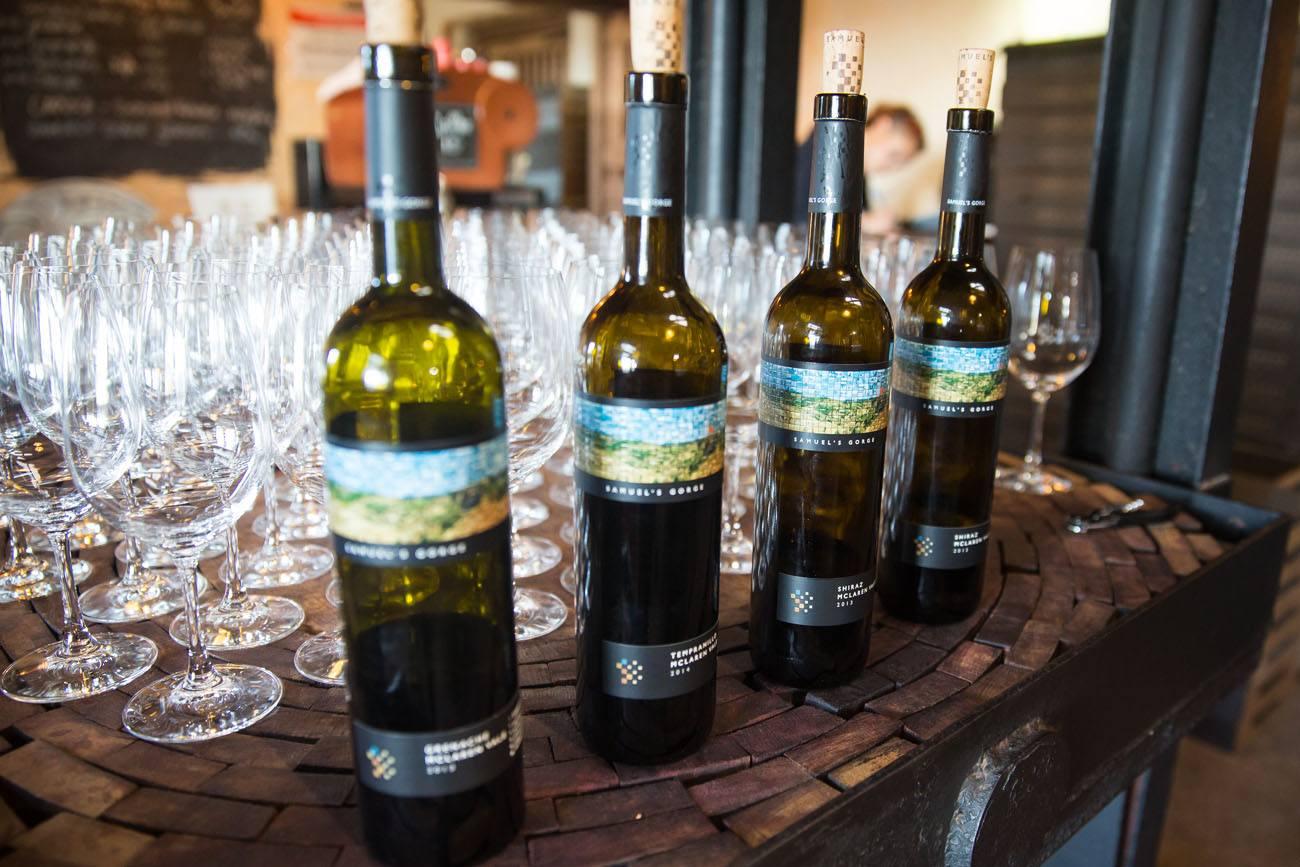 Samuels Gorge Wine