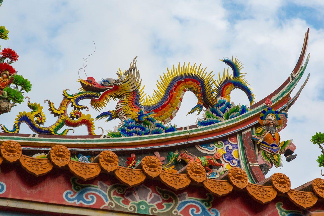 Temple Art Taiwan