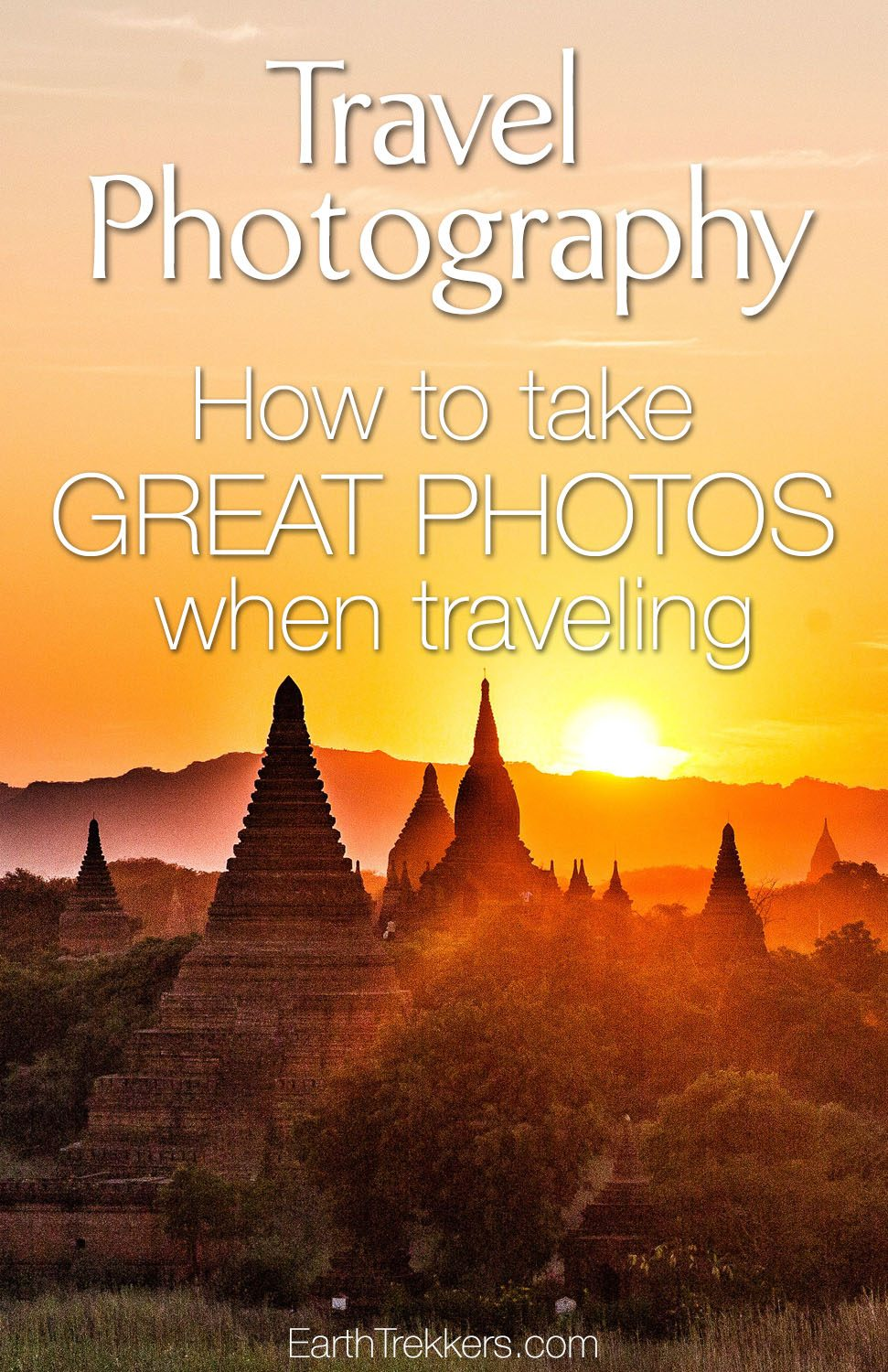 Travel Photography Guide