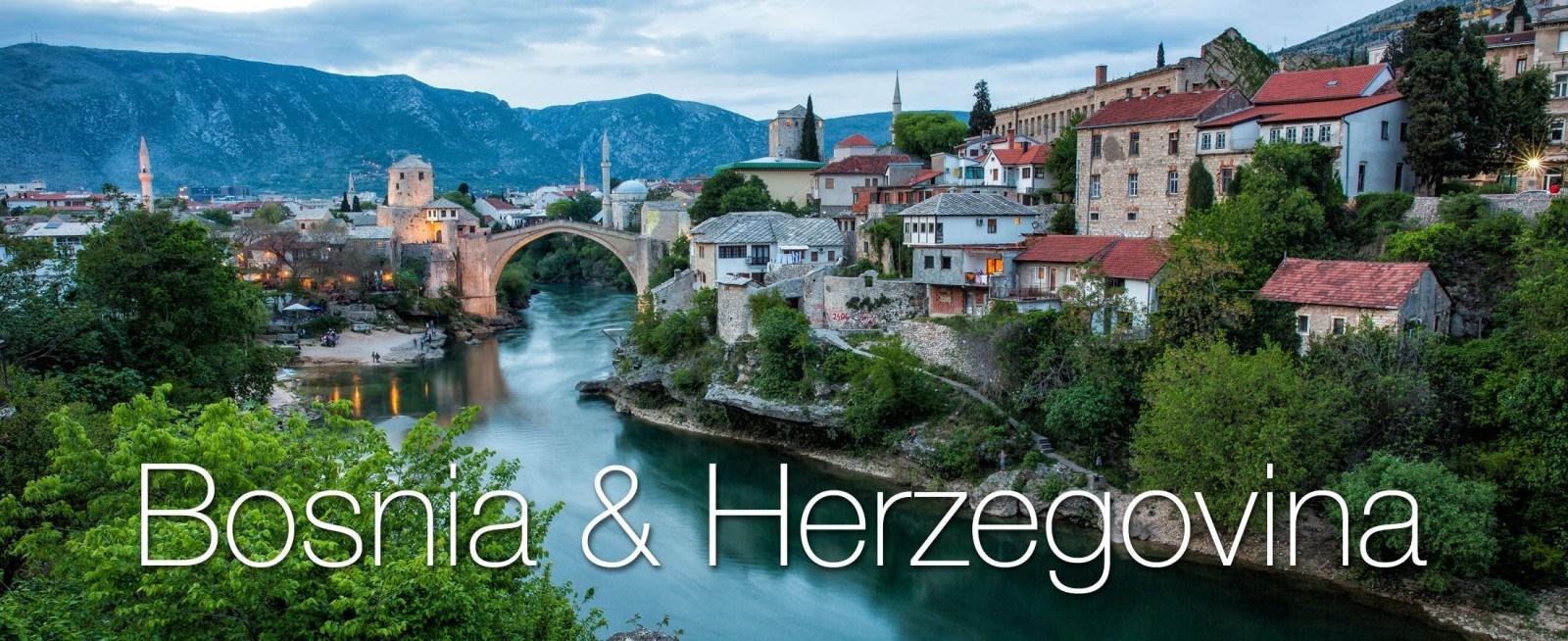 Destination Bosnia Herzegovina