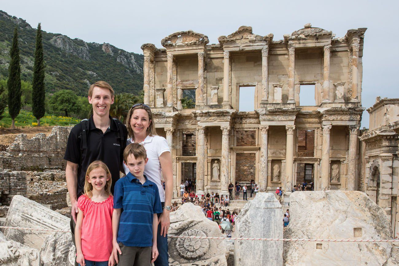 Earth Trekkers Ephesus