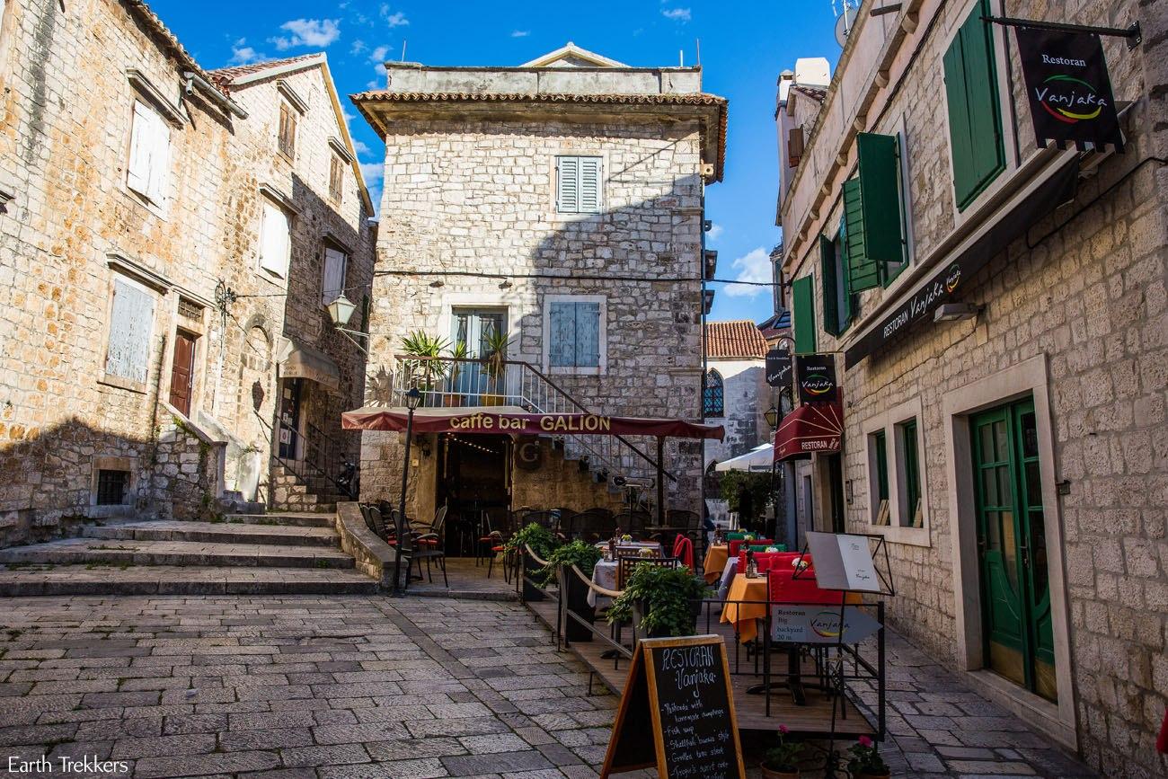 Exploring Trogir