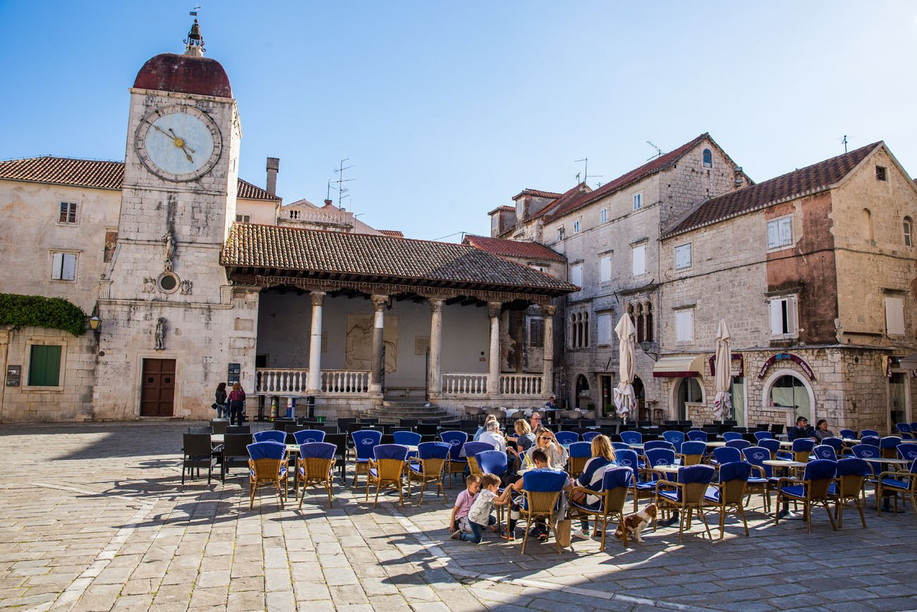 Trogir Square