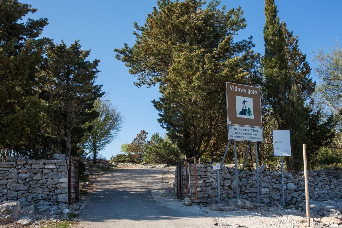 Vidova Gora Park