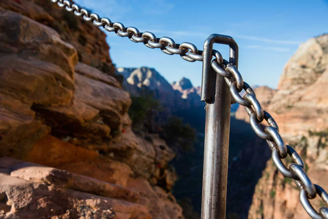 Angels Landing Chain