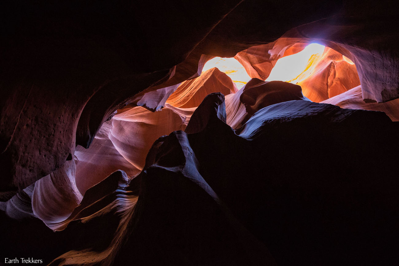Antelope Canyon Skylight