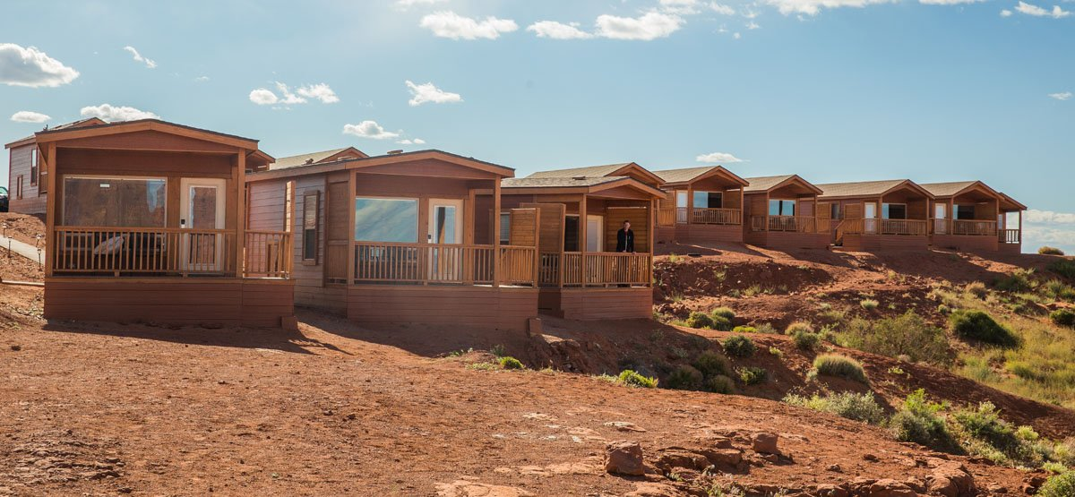 The View Hotel Cabins
