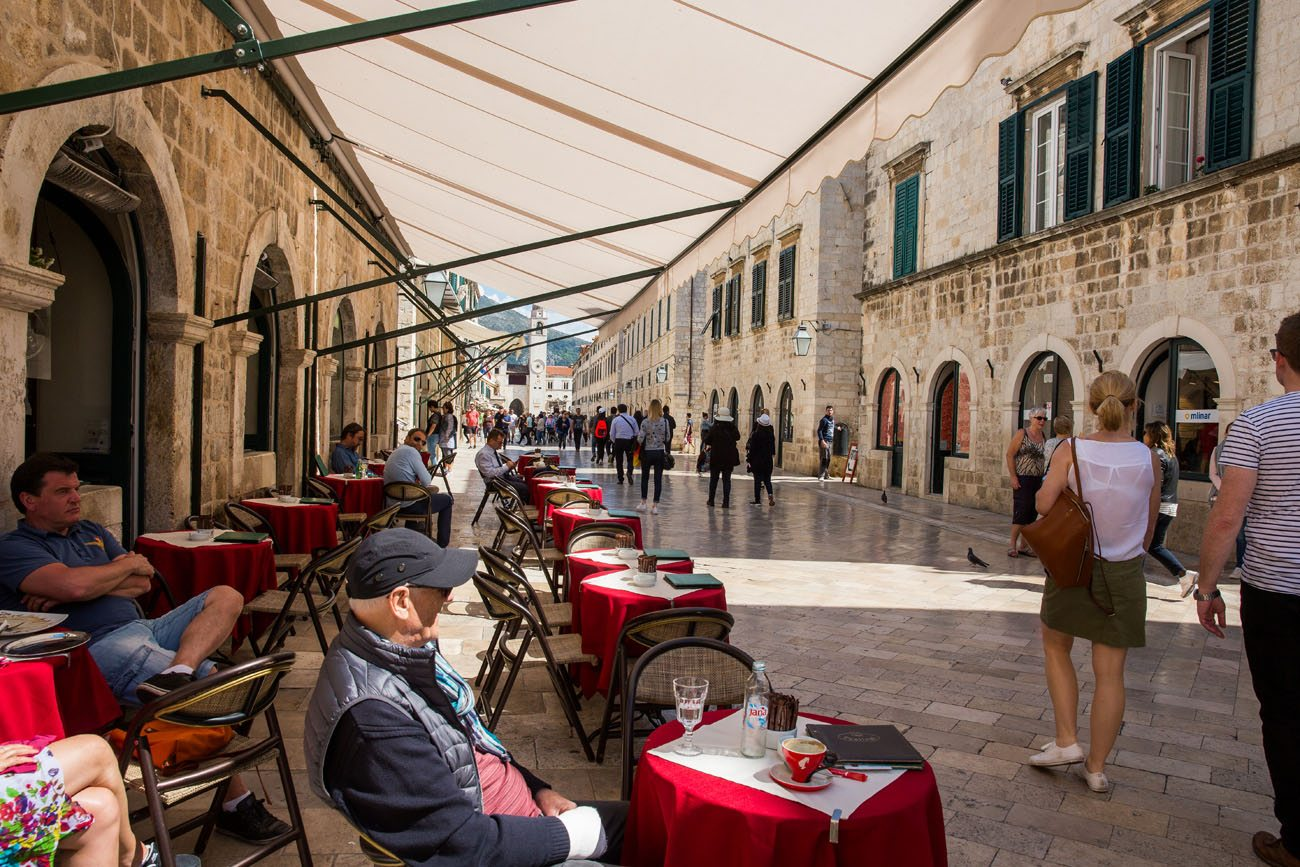 Best Eats Dubrovnik