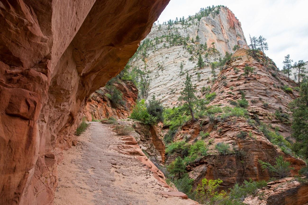 Hiking Echo Canyon