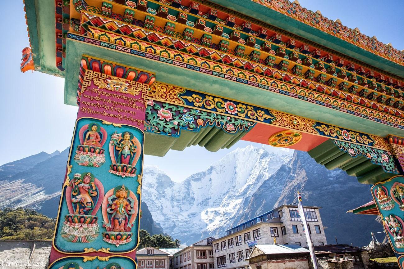 Monastery Gate