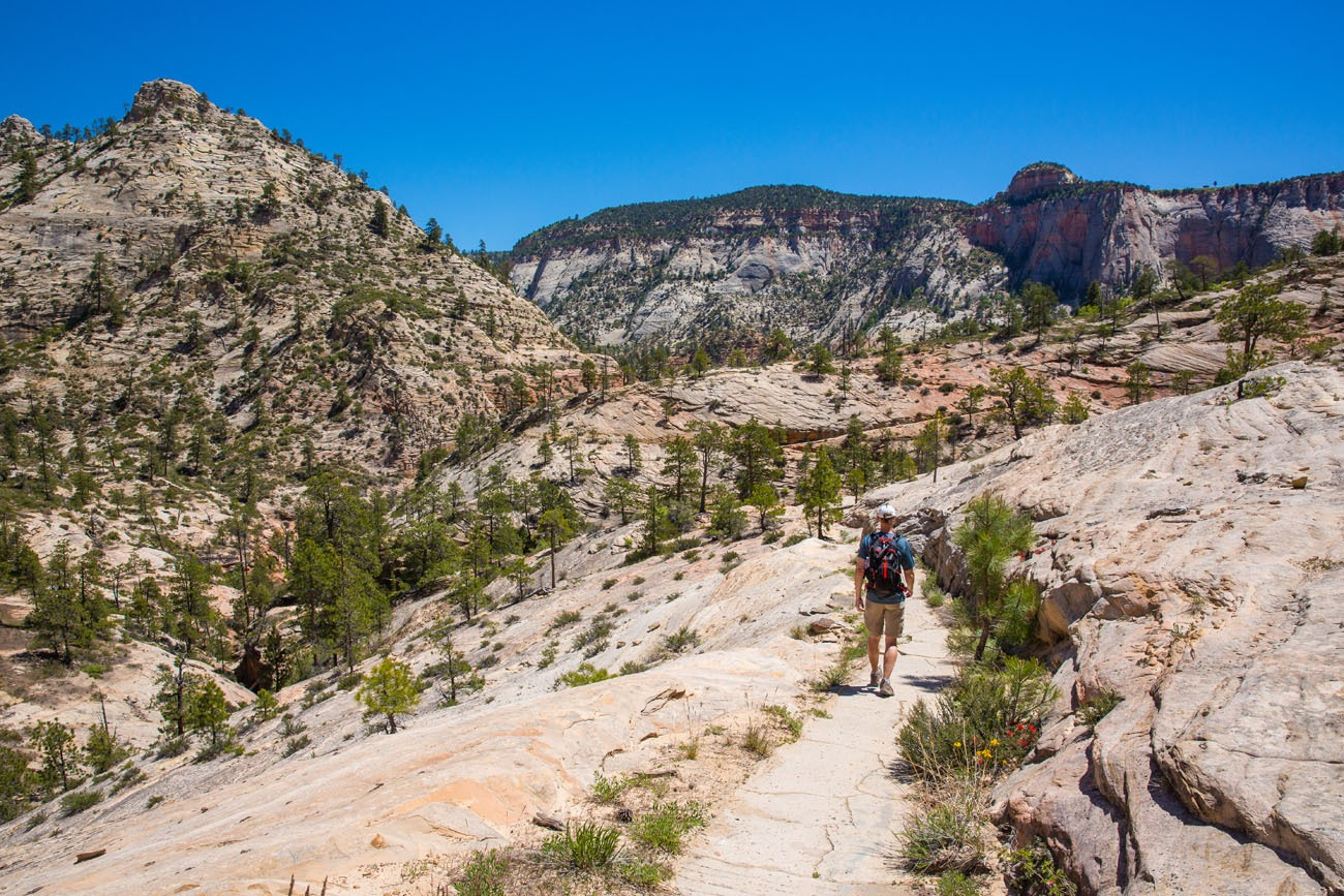 West Rim Trail Hike