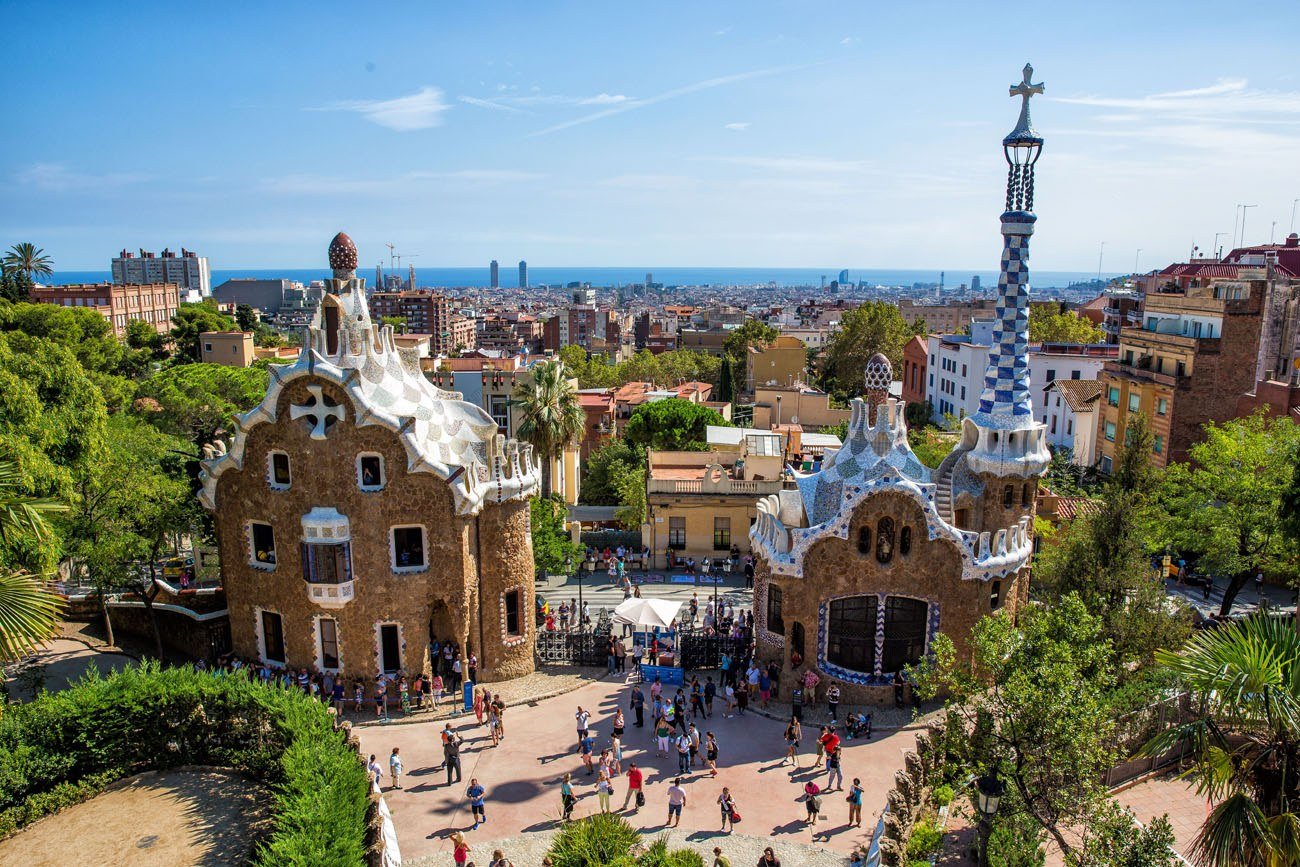 Barcelona for Holidays