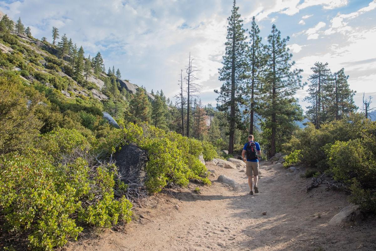 Flat Trail
