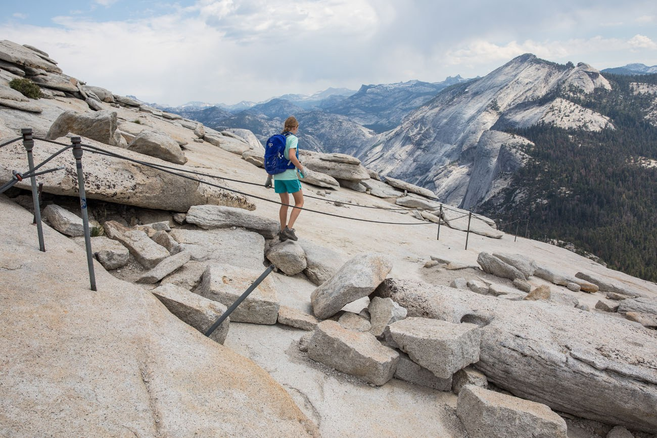 Hiking Yosemite with Kids
