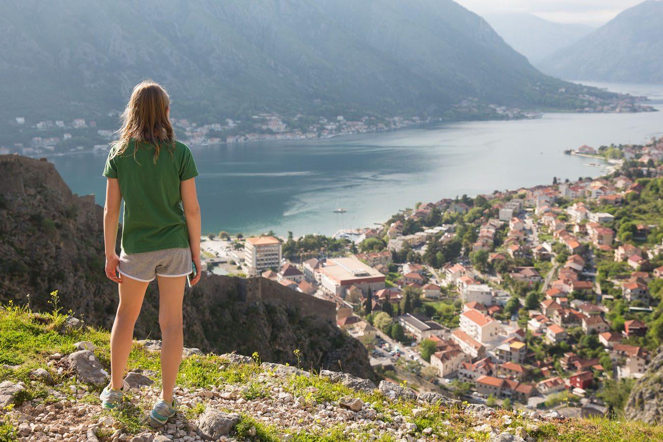 Karas View of Kotor