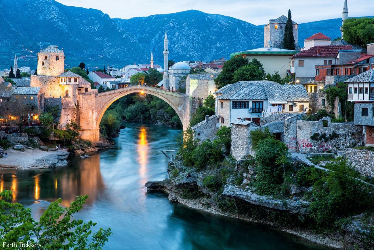 Resultado de imagen de Mostar, Bosnia y Herzegovina