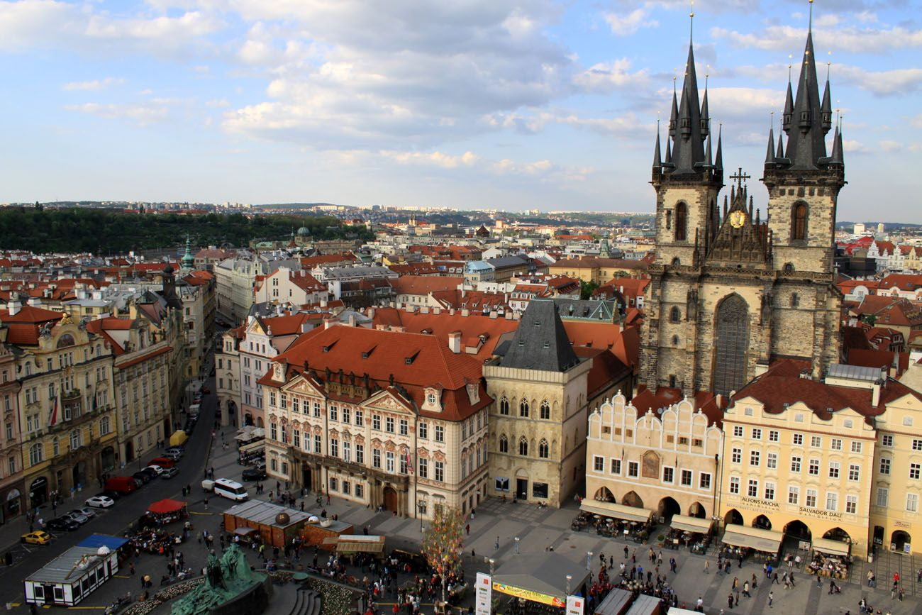 Prague for Holidays