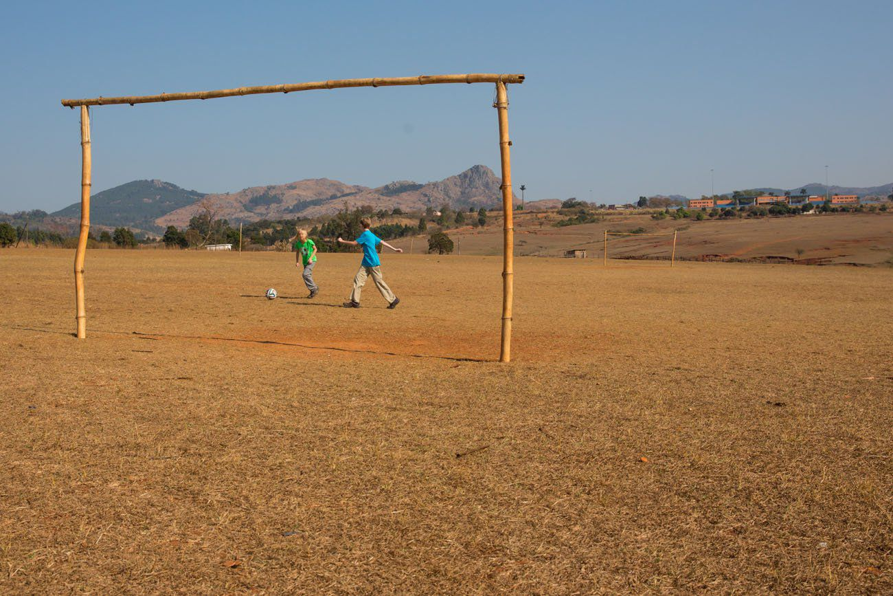 Swaziland Soccer